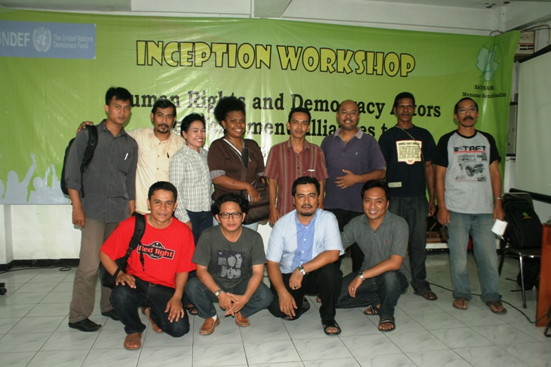 Inception Workshop UNDEF