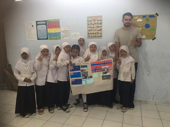 Australian Student in Central Java and Yogyakarta Villages (Part II)