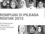 Perempuan Pilkada Serentak 2015
