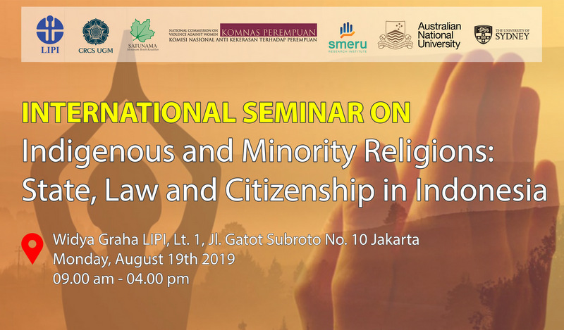 International Seminar on Indigenous and Minority Religions