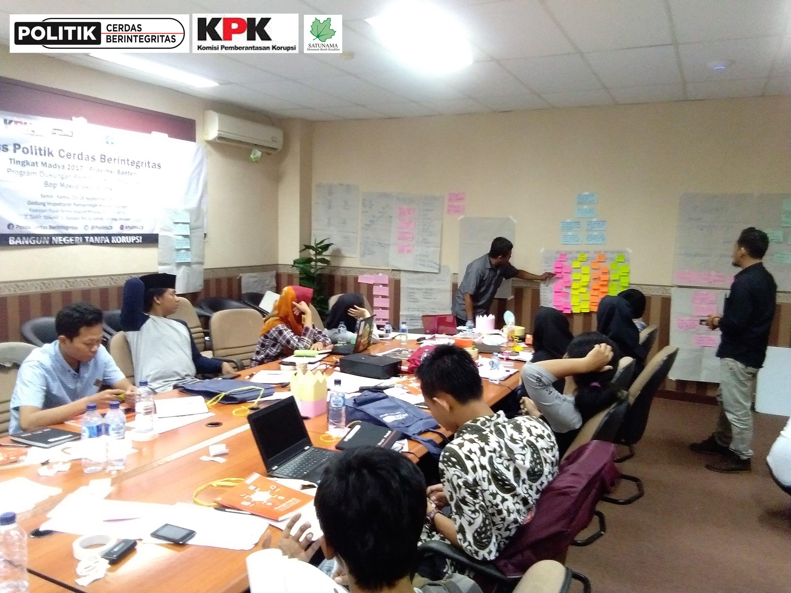 Peserta PCB Banten Dalami Tehnik Wawancara